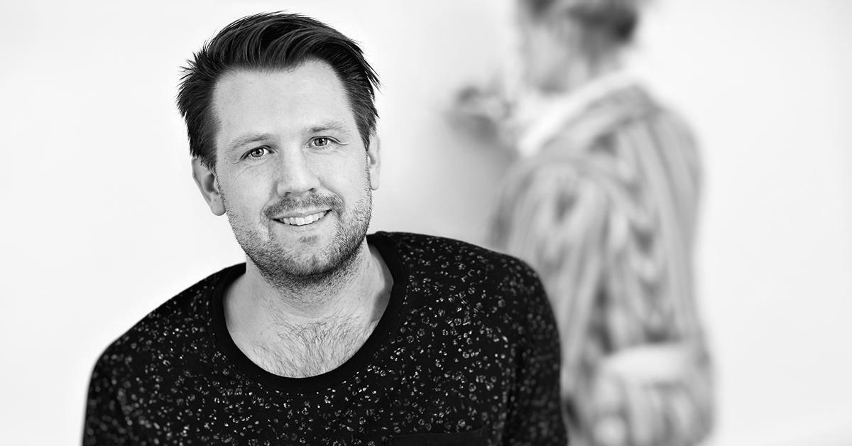 Fredrik Broman, UX Specialist